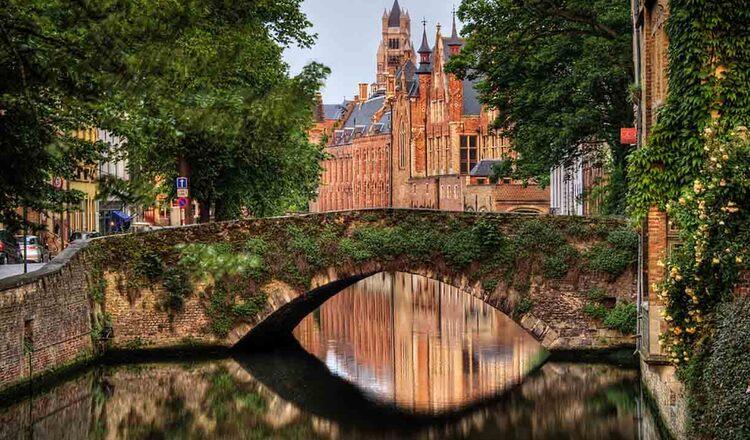 Obiective turistice Bruges din Belgia