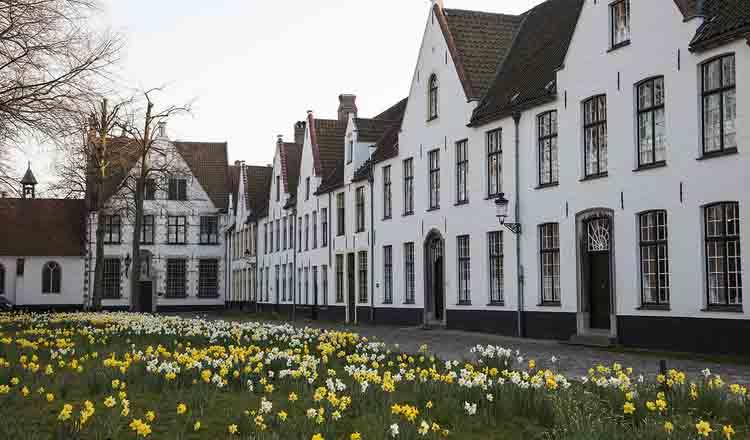 Cartierul Begijnhof