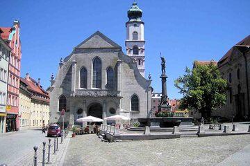Lindau - Biserica Sfantul Stefan