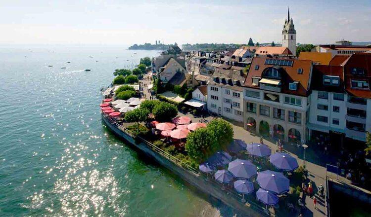 Obiective turistice Friedrichshafen din Germania