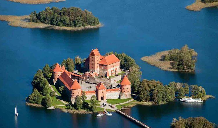 Castelul Trakai