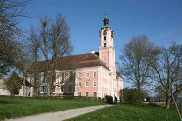 Meersburg - Biserica Pelerinajului