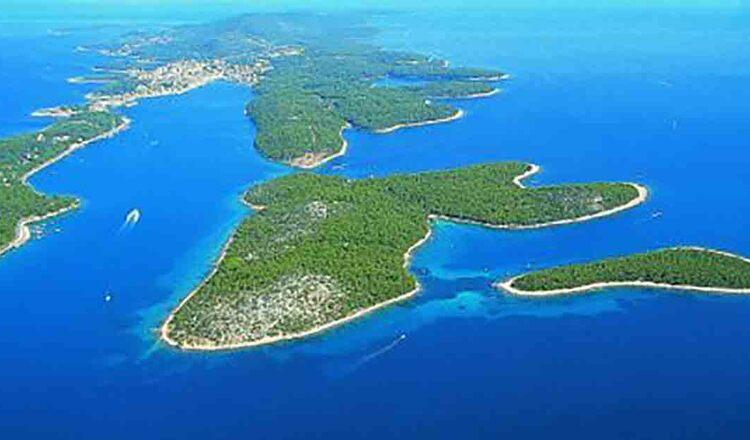 Insulele de langa Losinj