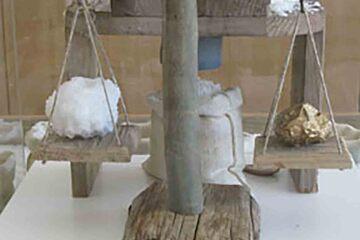 Nin - Muzeul de sare