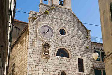 Sibenik - Biserica Sf. Barbara