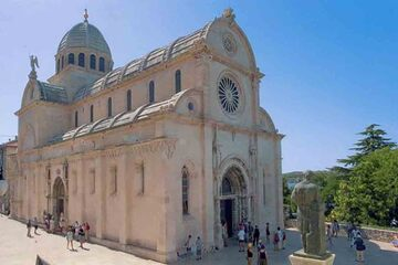 Sibenik - Catedrala Sf. Iacob