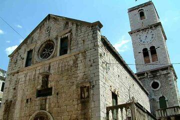 Sibenik - Biserica Sf. Ioan Botezatorul