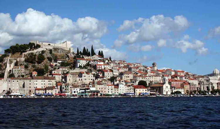Obiective turistice Sibenik din Croatia