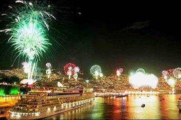 Madeira - Focurile de artificii de Anul Nou