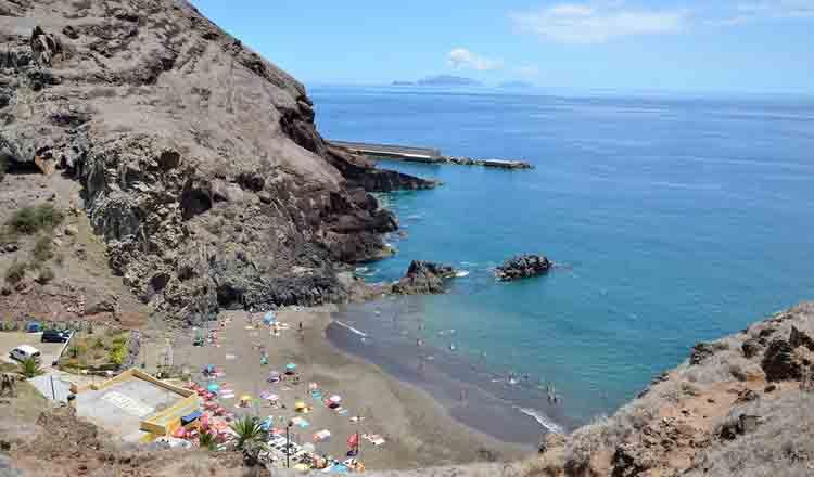 Plajele din Madeira