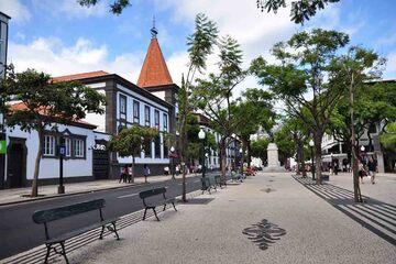 Funchal - Avenida Arriaga