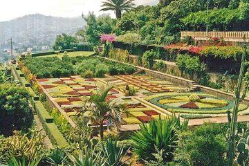 Funchal - Gradina Botanica Funchal