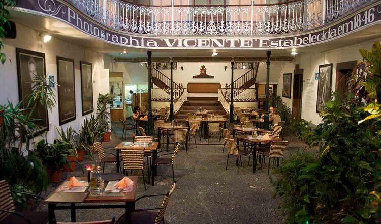 Photografia Museu Vicentes