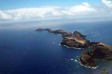 Insula Porto Santo - Insulele Parasite