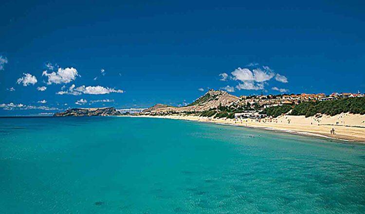 Obiective turistice Insula Porto Santo din Portugalia