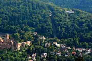 Heidelberg - Molkenkur