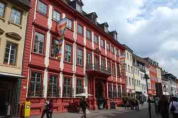 Heidelberg - Muzeul Palatinatului