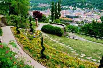 Heidelberg - Drumul Filozofilor
