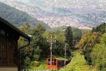 Heidelberg - Funicularul
