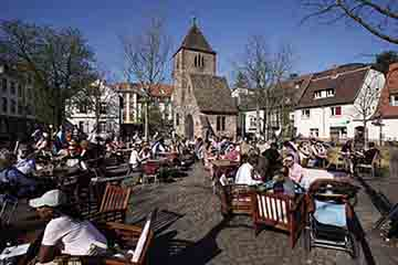 Heidelberg - Suburbia Neuenheim