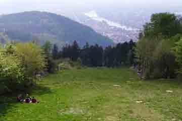 Heidelberg - Tronul Regelui