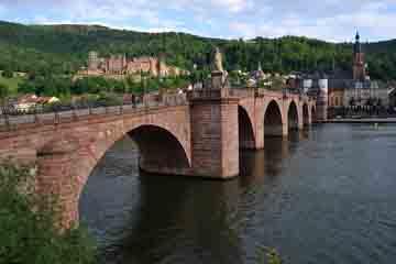 Heidelberg - Alte Brucke