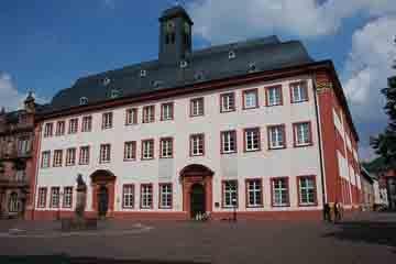 Heidelberg - Alte Universitat