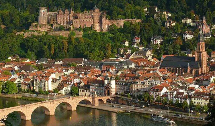 Obiective turistice Heidelberg din Germania