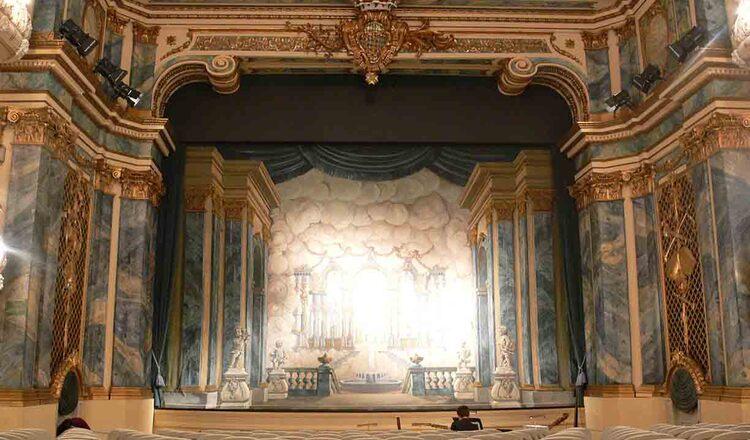 Teatrul din Schwetzingen