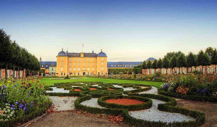 Castelul Schwetzingen