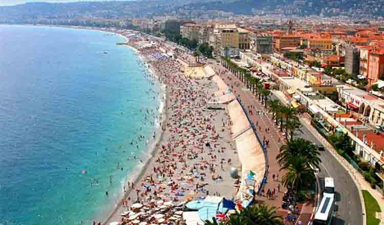 Plajele din St-Tropez