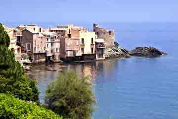 Corsica - Erbalunga