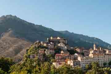 Corsica - Corte