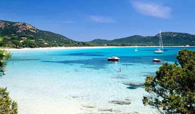 Obiective turistice Corsica din Franta