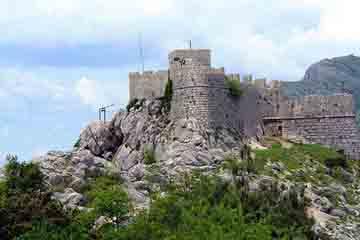 Omis - Fortareata Starigrad