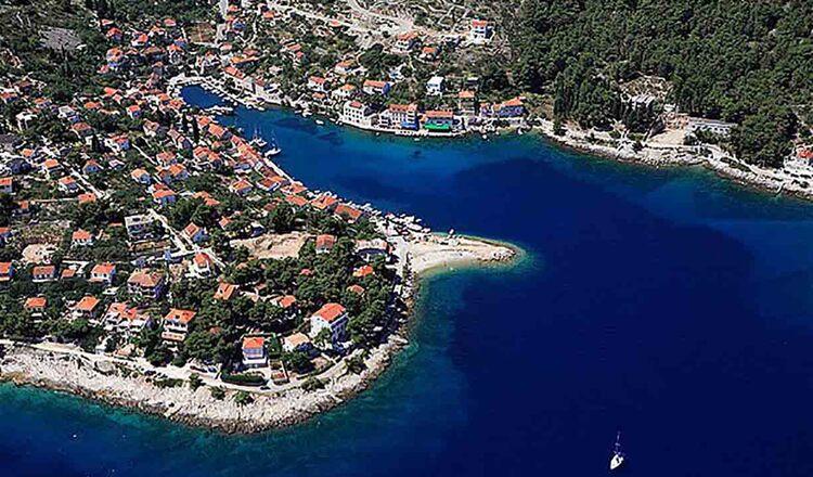 Obiective turistice Insula Solta din Croatia
