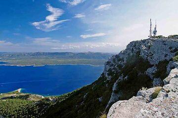 Insula Brac - Vidova Gora