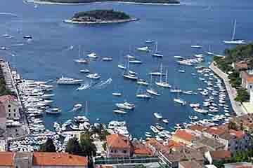 Insula Hvar - Fortareata Spanjola