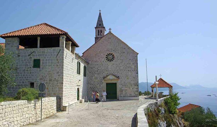 Biserica Sf Maria a ingerilor