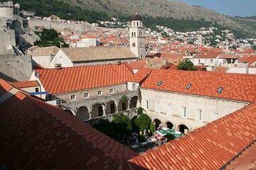 Dubrovnik - Manastirea Sf. Clara