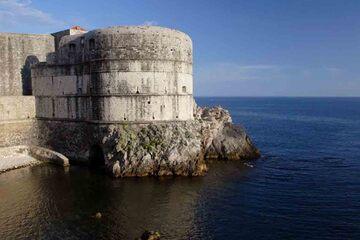 Dubrovnik - Tvrdjava Bokar