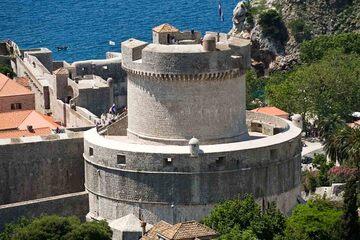 Dubrovnik - Tvrdjava Minceta