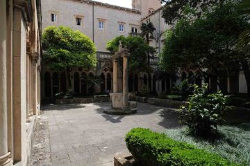 Dubrovnik - Manastirea Dominicana