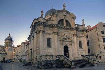 Dubrovnik - Biserica Sf. Blaise