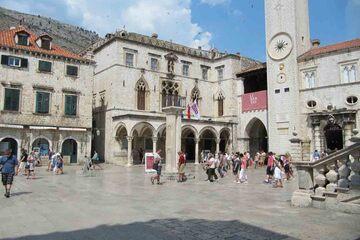 Dubrovnik - Palaca Sponza