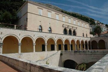 Dubrovnik - Galeria de arta moderna