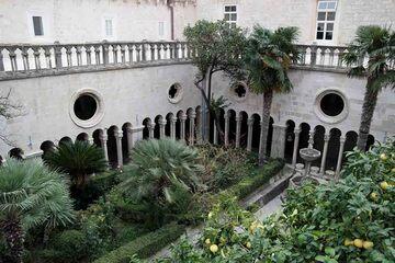 Dubrovnik - Manastirea franciscana