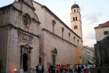 Dubrovnik - Muzeul Franciscan