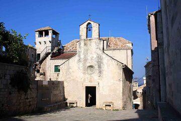 Korcula - Biserica Sv. Petar