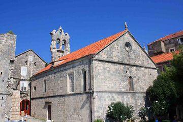 Korcula - Biserica Sv. Sveti